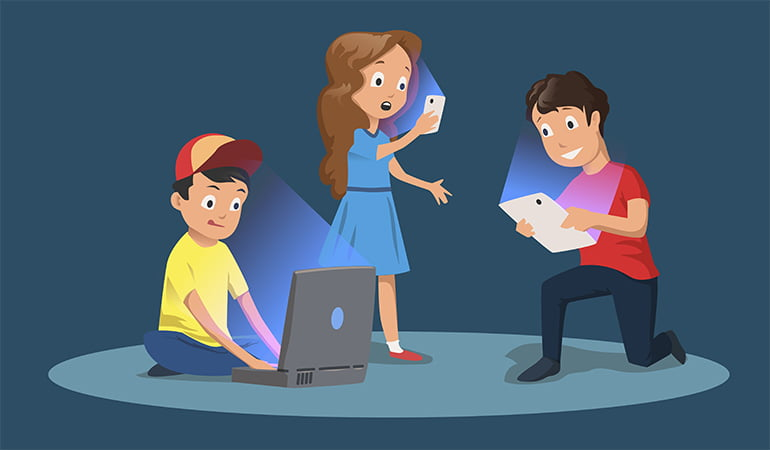 Η ψηφιακή αποβλάκωση: μια μαζική παιδοκτονία