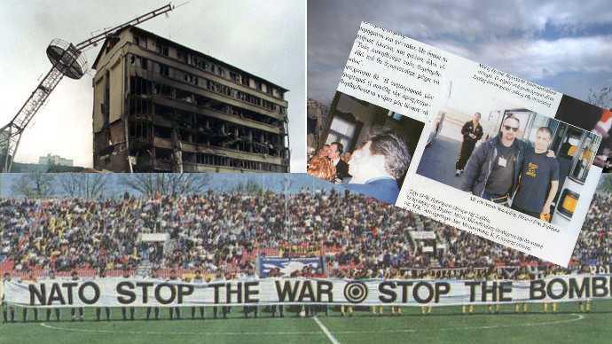 Μέσα στο βομβαρδισμένο Βελιγράδι μία ελληνική ομάδα έγραψε ιστορία – Αναμνήσεις από το ταξίδι της ΑΕΚ
