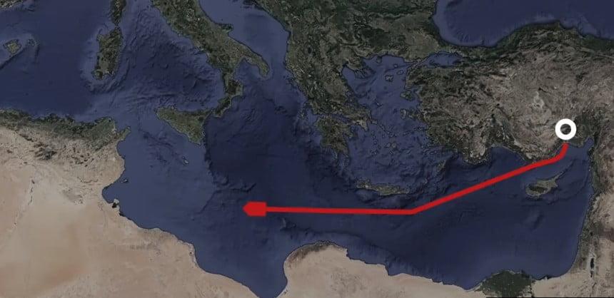 Το BBC εξηγεί το φαινόμενο των πλοίων φαντασμάτων της Τουρκίας! Θυμίζει Yavuz το σενάριο (ΒΙΝΤΕΟ)