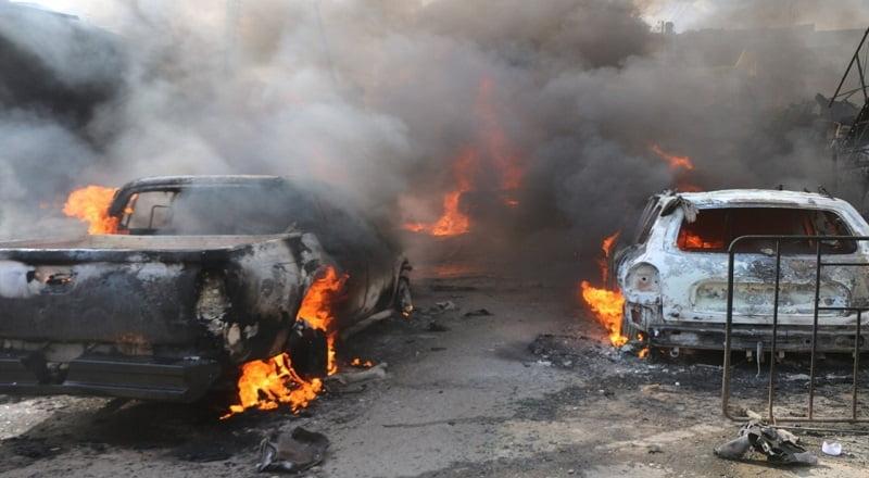 Στους 46 τελικά οι νεκροί από την έκρηξη στο Αφρίν