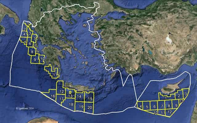 """Πιάνει δουλειά η γαλλική TOTAL νότια της Κρήτης! Μάλλον… εξηγείται η τουρκική """"πίεση"""""""