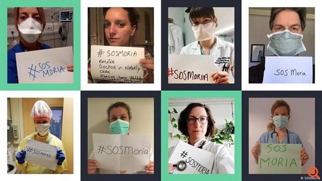 Πέντε χιλιάδες γιατροί από την Ευρώπη προειδοποιούν για πανδημία στη Μόρια