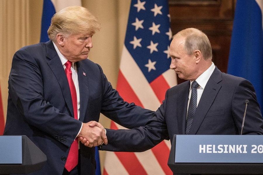 Η ρωσική ανθρωπιστική βοήθεια στις ΗΠΑ δημιουργεί μία νέα σχέση ανάμεσα στις δύο χώρες – Ωφελημένοι Trump και Putin