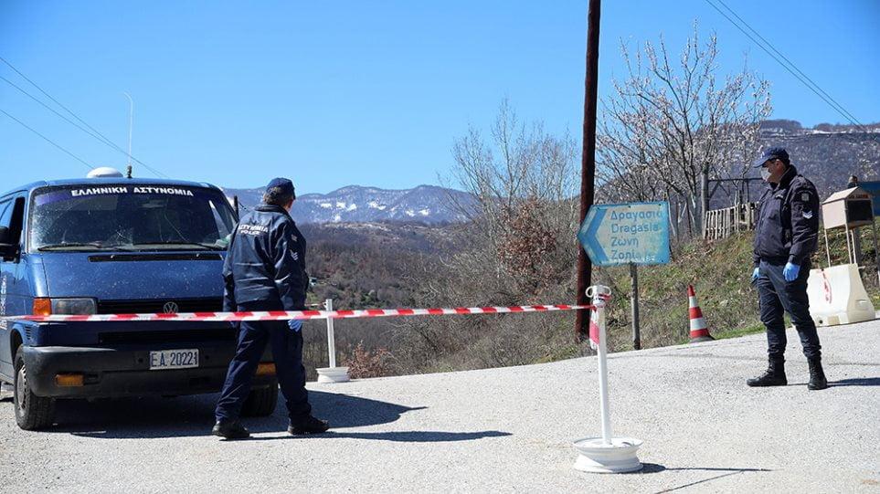 Κορωνοϊός: Οι 17 περιοχές της Ελλάδας με το μεγαλύτερο «φορτίο»