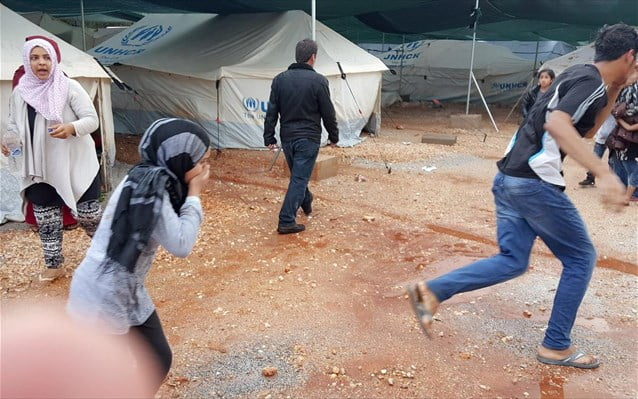 Κορωνοϊός: Σε καραντίνα και η δομή μεταναστών στη Μαλακάσα