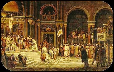 Η διοικητική οργάνωση του Βυζαντίου