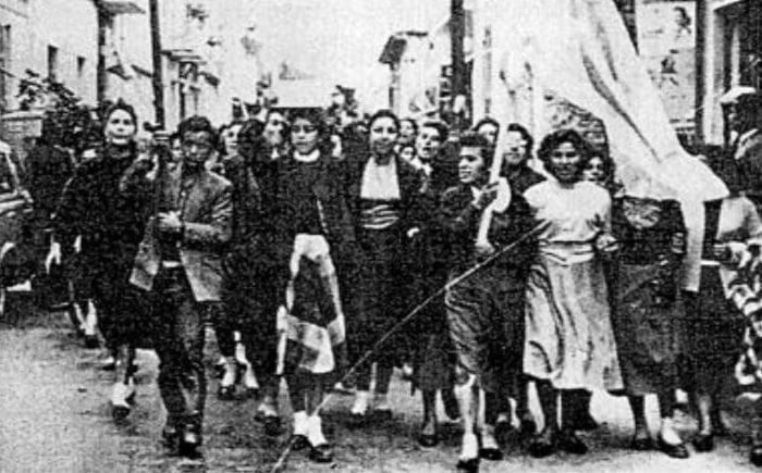 Οι Ελληνίδες της Κύπρου στον Αγώνα της ΕΟΚΑ