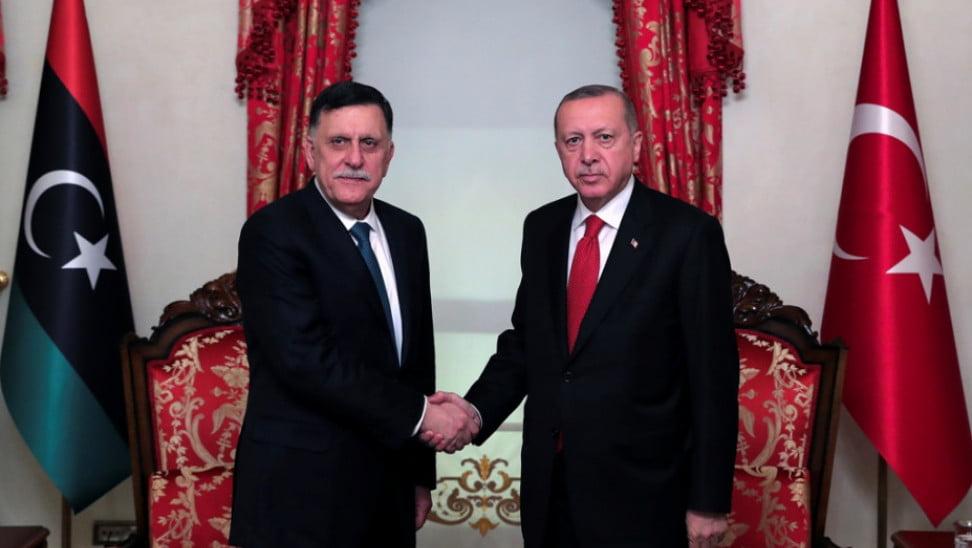 Έκθεση Πενταγώνου: Η Τουρκία έχει στείλει πάνω από 3.800 μισθοφόρους στην Λιβύη