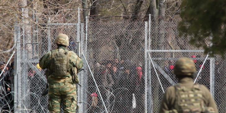 Γνωμοδότηση στη γερμανική Βουλή: Η Ελλάδα παραβίασε το διεθνές δίκαιο στον Έβρο