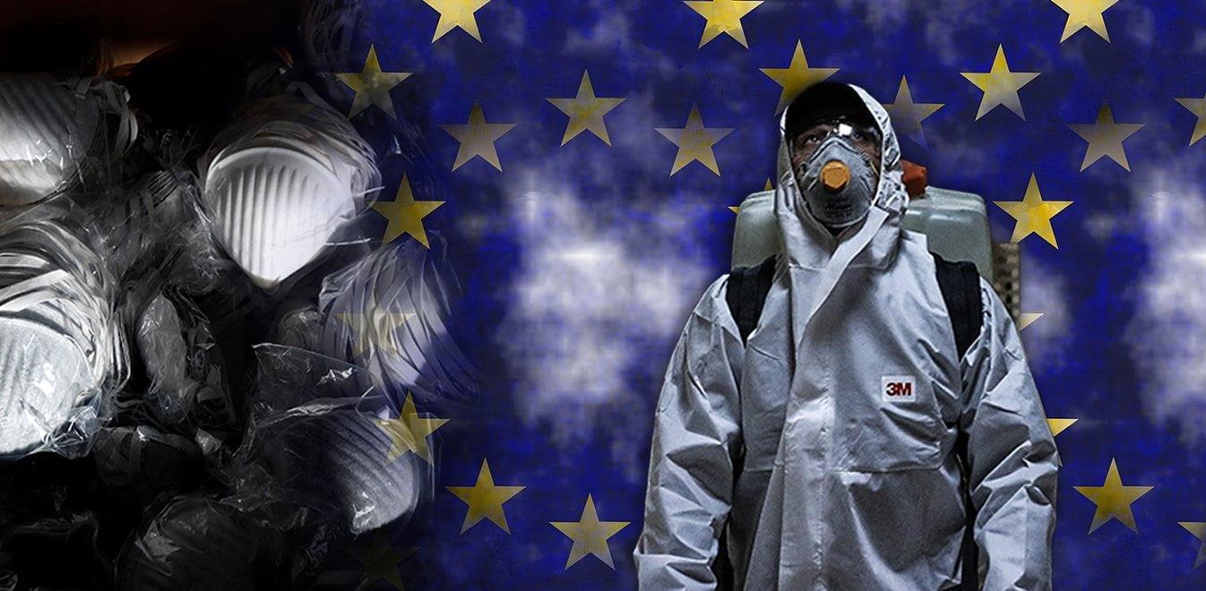 Ξεπέρασαν τις 60.000 οι νεκροί στην Ευρώπη – Είναι το 70% των θανάτων παγκοσμίως