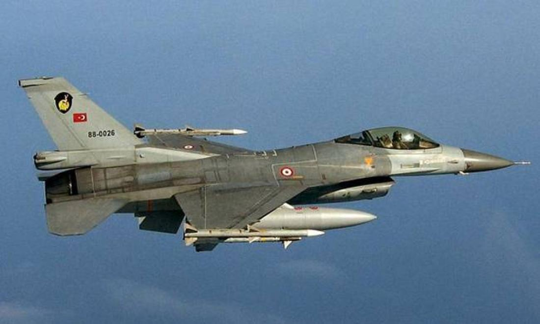 Ο κορωνοϊός «χτύπησε» την τουρκική Πολεμική Αεροπορία – Καθηλωμένα πολλά αεροσκάφη