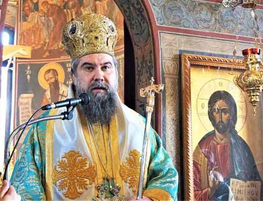 Μητροπολίτης Θεολόγος: Σερραίοι και Σερραίες να μη φοβάστε (video)