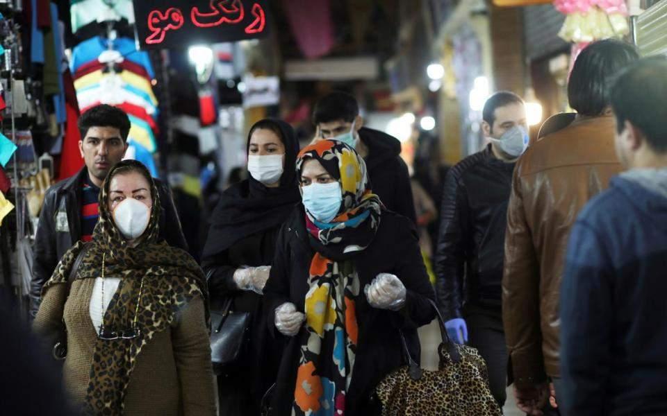 Για μεγάλες αναταραχές στη Μέση Ανατολή λόγω κορωνοϊού προειδοποιεί ο Διεθνής Ερυθρός Σταυρός