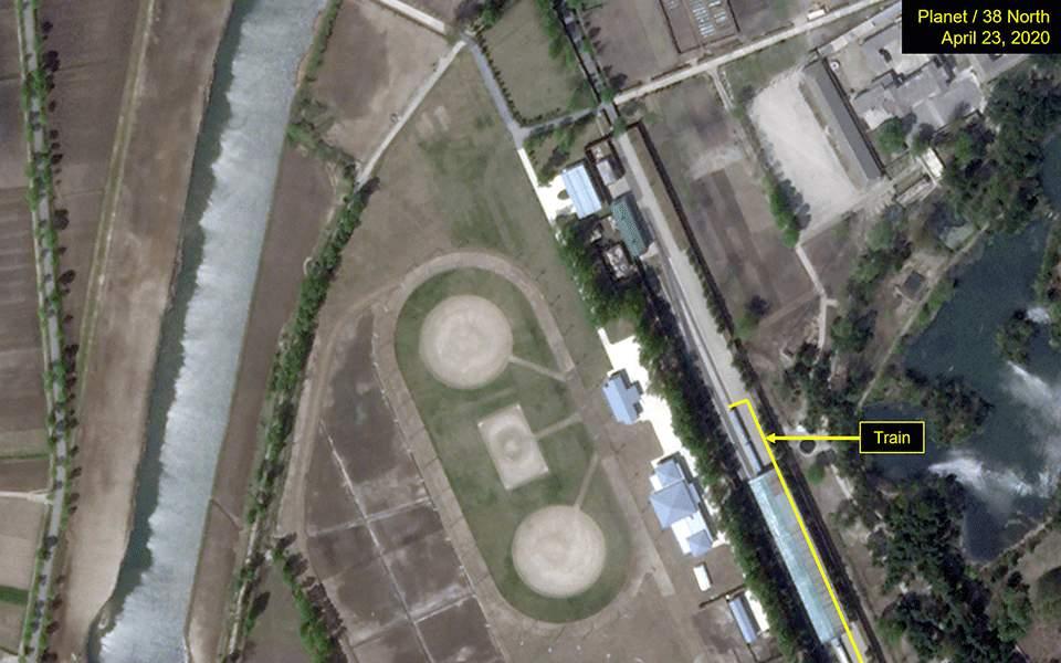 Θρίλερ με την κατάσταση της υγείας του Κιμ Γιονγκ Ουν – Νέα δεδομένα προκύπτουν από δορυφορικές φωτογραφίες