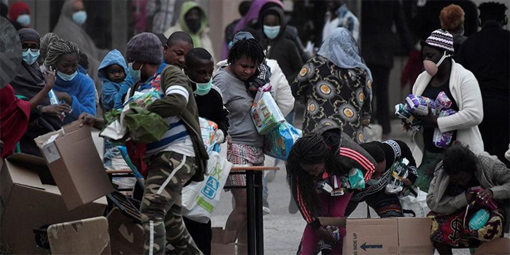 Χάος στη Μαλακάσα: 514 κάτοικοι και… πάνω από 3.000 μετανάστες – Αντιδράσεις για τη νέα δομή και στη Χίο