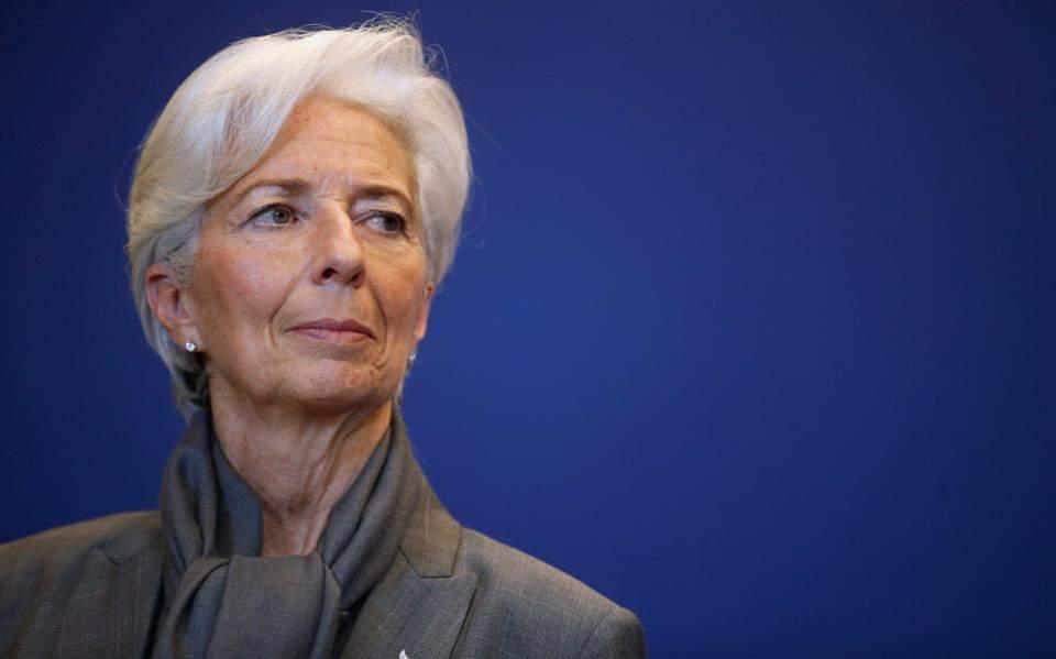 Λαγκάρντ: Η απευθείας αγορά κρατικών ομολόγων από την ΕΚΤ θα ήταν παράνομη