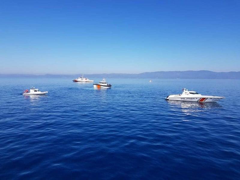 Αποκλειστικό:Ένταση στο Αιγαίο…Οι Τούρκοι ρυμουλκούν μετανάστες προς την Έλλαδα[video]