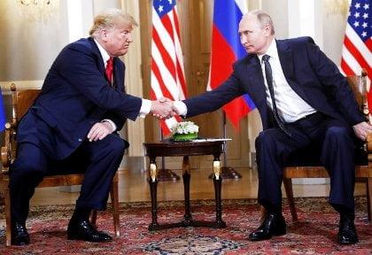 Πούτιν και Τραμπ εναντίον της Νέας Παγκόσμιας Τάξης: η Τελική Μάχη