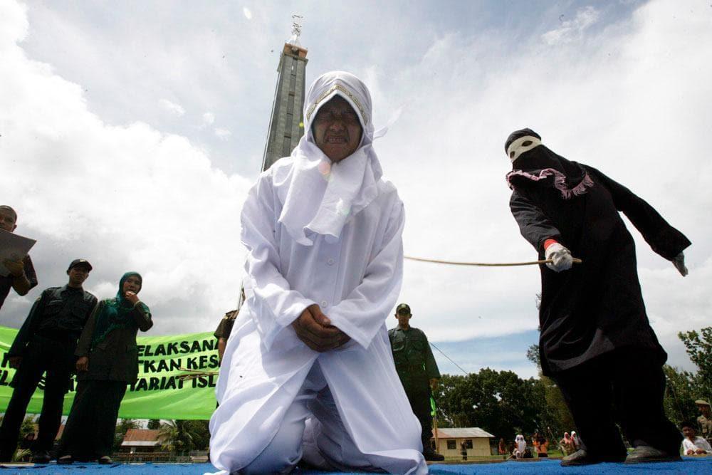 Πρόοδος στη Σαουδική Αραβία: Καταργείται η μαστίγωση ως μορφή τιμωρίας