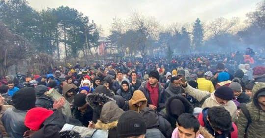 Οι μετανάστες που εισέβαλαν στην Ελλάδα, θα είναι το άλλοθι και η δικαιολογία για την Τουρκία