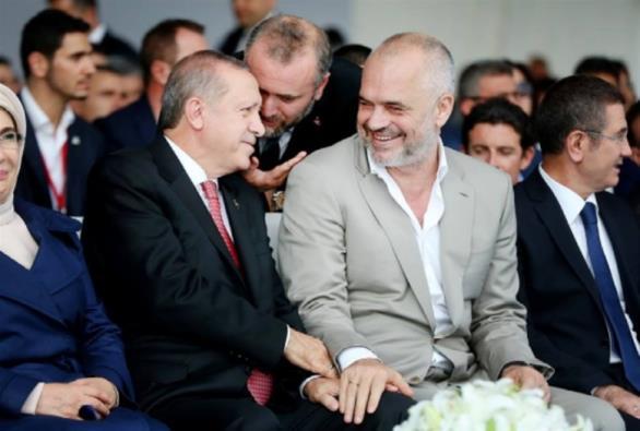 Το νέο σχέδιο της Τουρκίας κατά της Ελλάδος στην Αλβανία