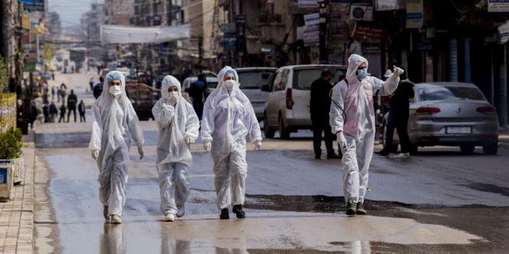 Οι επιπτώσεις της πανδημίας στις συγκρούσεις που μαίνονται στη Μέση Ανατολή