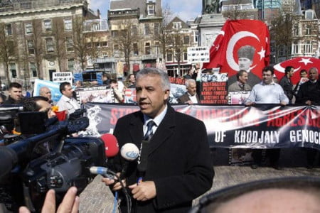 Νίκη της Αρμενικής διπλωματίας στην Ολλανδία