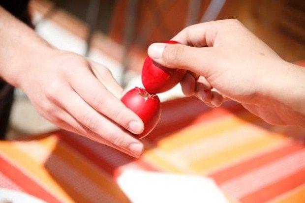 Οι αβγομαχίες άλλοτε και τώρα και άλλα Ποντιακά Πασχαλινά έθιμα
