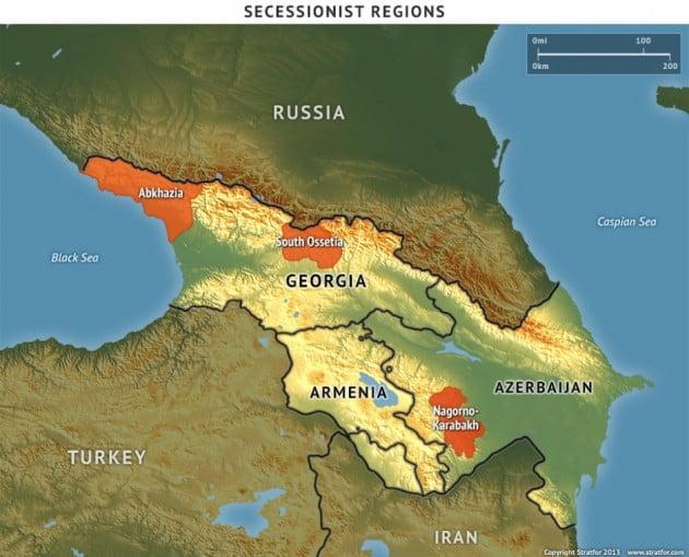 Επίθεση Αζέρων στο Ναγκόρνο Καραμπάχ