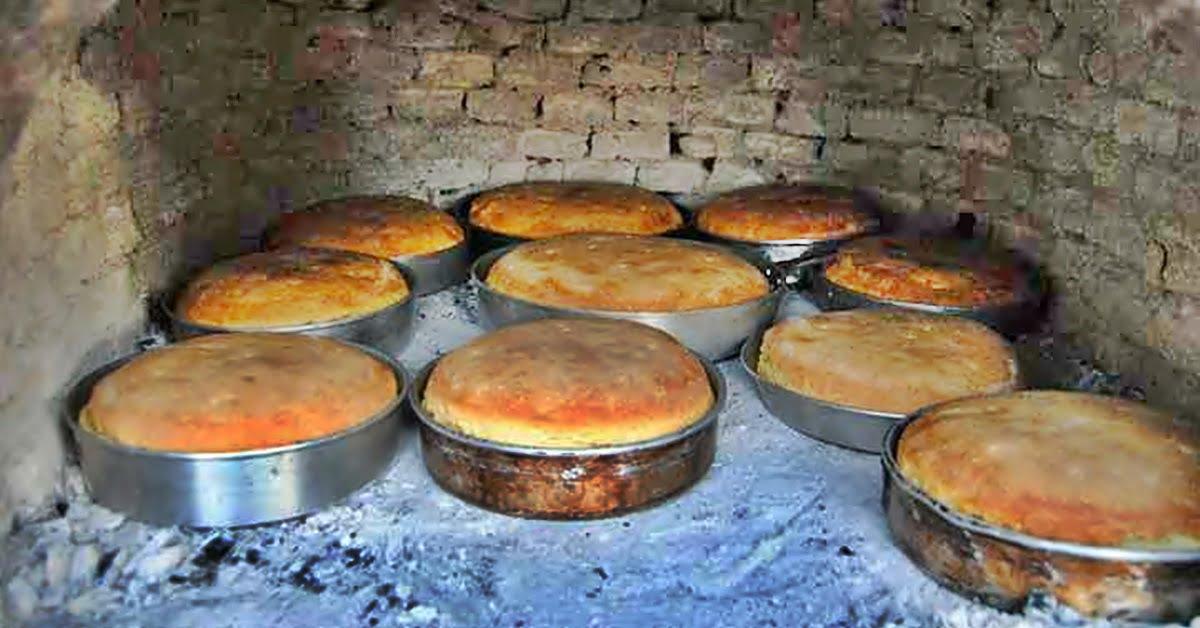 Μοσχομύρισε ελληνική παράδοση! Χωριάτικο ζυμωτό ψωμί με προζύμι