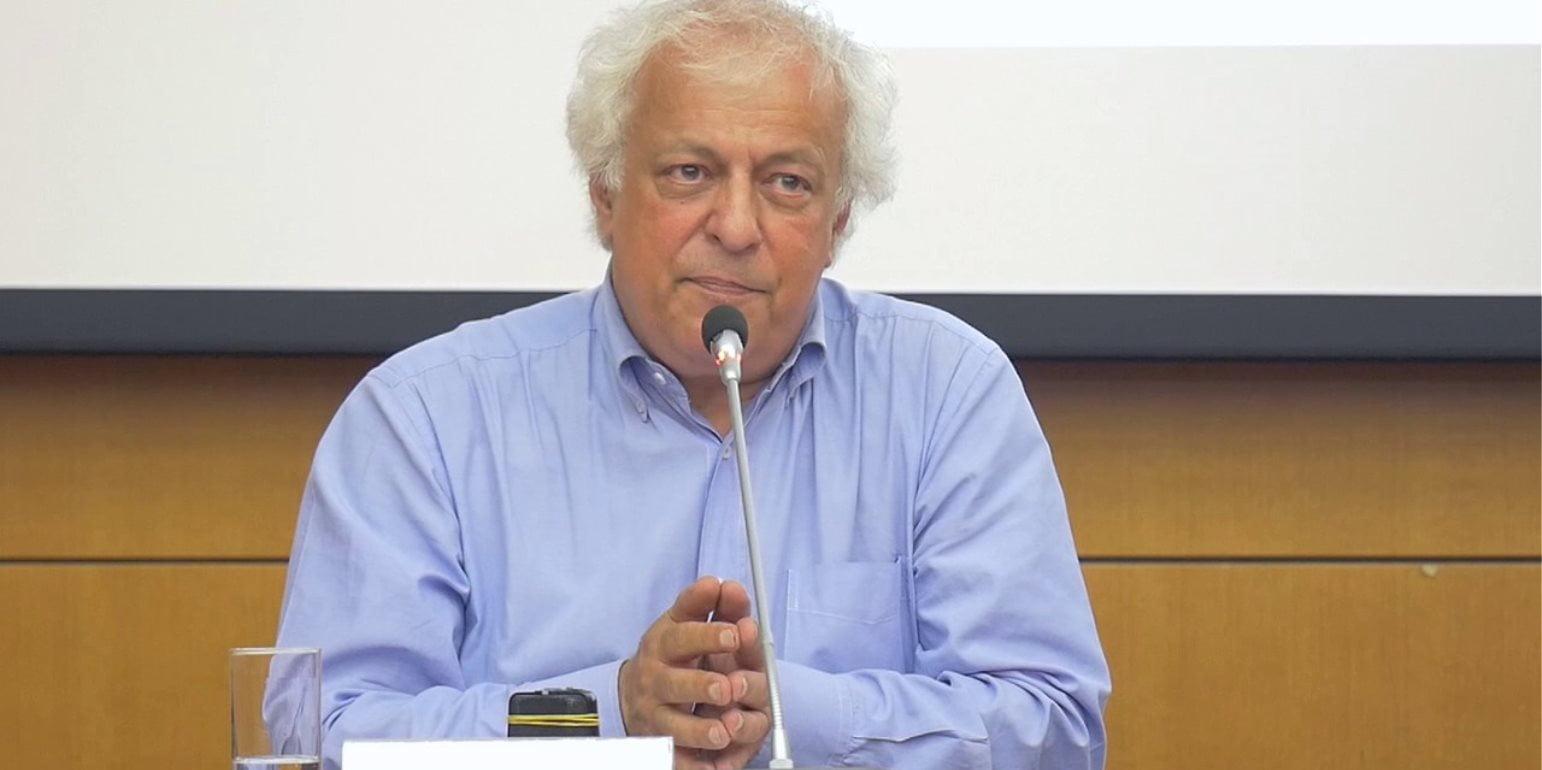 Γ. Καπόπουλος στον Γ. Σαχίνη: Το Παλαιστινιακό, η Λιβύη και οι εξελίξεις με την Τουρκία