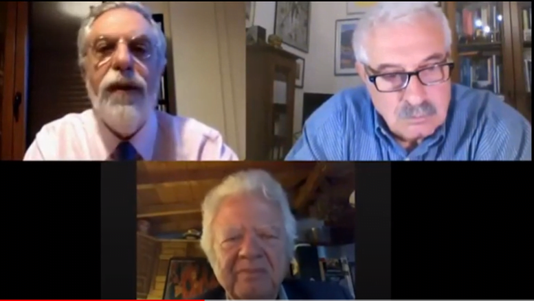 Δύο πρέσβεις στην εκπομπή του Παντελή Σαββίδη: Το ΥΠΕΞ δεν δίνει σαφείς οδηγίες στους διπλωμάτες
