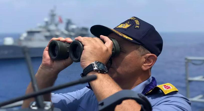 Τούρκος ναύαρχος αναλύει την στρατηγική της Τουρκίας σε Μεσόγειο-Κρήτη-Λιβύη: Να την διαβάσουν με προσοχή Δένδιας και Παναγιωτόπουλος