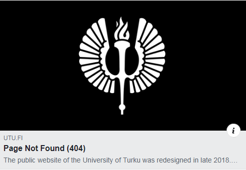 Μια επιτυχία της ελληνικής εξωτερικής πολιτικής – Το πανεπιστήμιο στη  Φινλανδία απέσυρε την ανθελληνική έρευνα