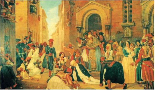 Ο Καποδίστριας και η μεγάλη Ρωσοφοβία
