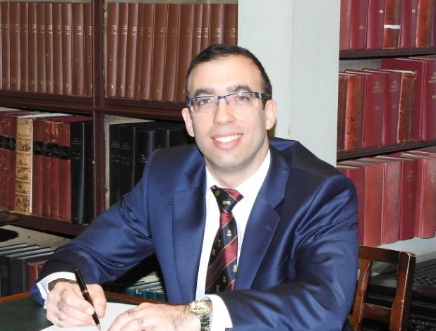 Ο επιστήμονας Δρ. Αντώνης Θεοδωρίδης