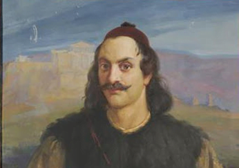 9 Μαΐου 1825: Νίκη των Ελλήνων υπό των Ι. Γκούρα στο Δίστομο