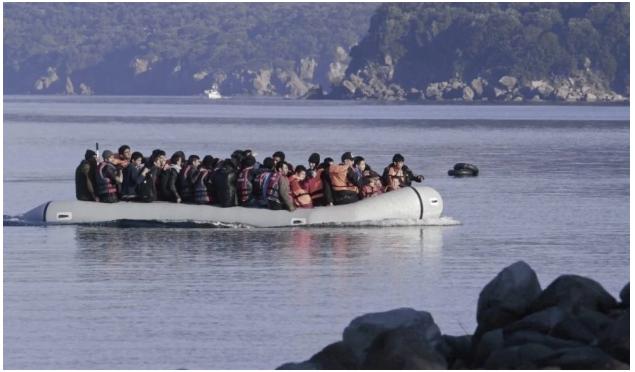 Συνεχίστηκε η εισβολή αλλοδαπών στη Λέσβο το Μάιο, παρά την πανδημία