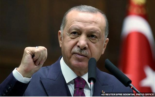 Toυρκία: Ο Ερντογάν ορκίζεται ότι δεν θα «γονατίσει» μπροστά στο ΔΝΤ