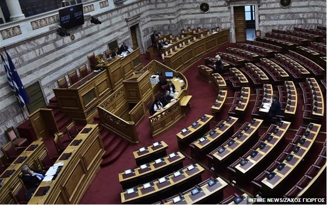 Βουλή: «Όχι» σε άρση ασυλίας 54 βουλευτών του ΣΥΡΙΖΑ για τη Συμφωνία των Πρεσπών
