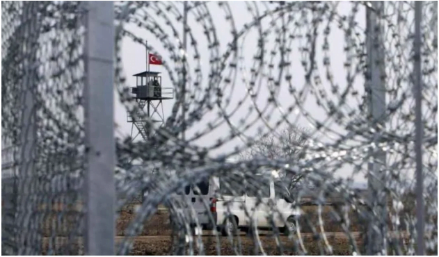 Η χώρα θωρακίζεται: Με ταχύτητα προχωράει η κατασκευή και δεύτερου φράχτη (30 χλμ.) στον Έβρο!