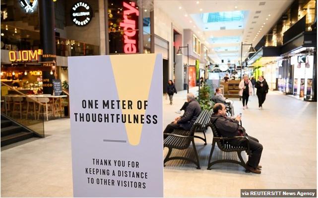 Κορωνοϊός: Τελικά πέτυχε το πείραμα της Σουηδίας;