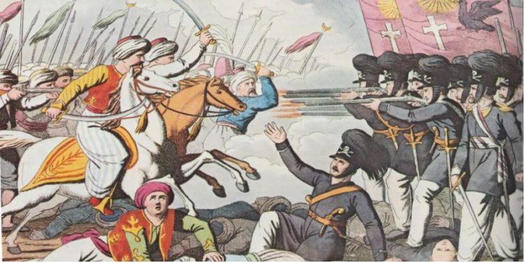 Η ηρωική μάχη των Ιερολοχιτών στο Δραγατσάνι
