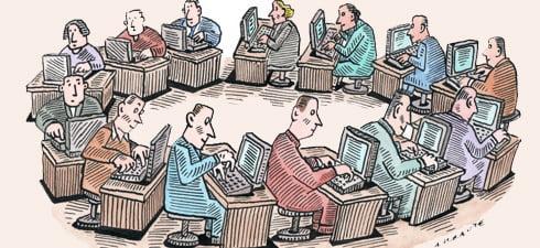 Ιστορίες ψηφιοποίησης και εξάλειψης της γραφειοκρατίας