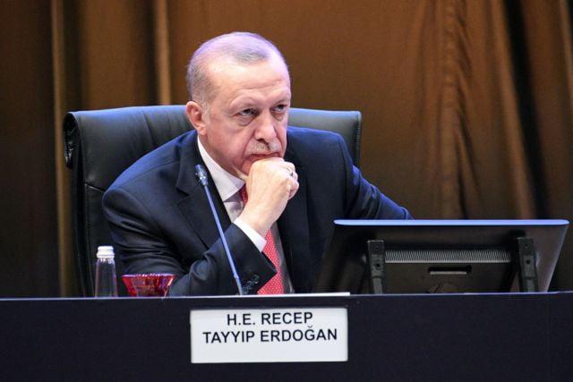Παράκρουση Ερντογάν: Θα «πολεμήσουμε» τα ελληνικά λόμπι – Έχουμε δικαιώματα σε Αιγαίο και Μεσόγειο