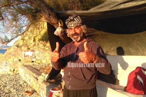 Από φημισμένος σεφ της Κωνσταντινούπολης, άστεγος στα Χανιά: «Ο Ερντογάν μου κατέστρεψε τη ζωή όπως σε χιλιάδες Κούρδους»