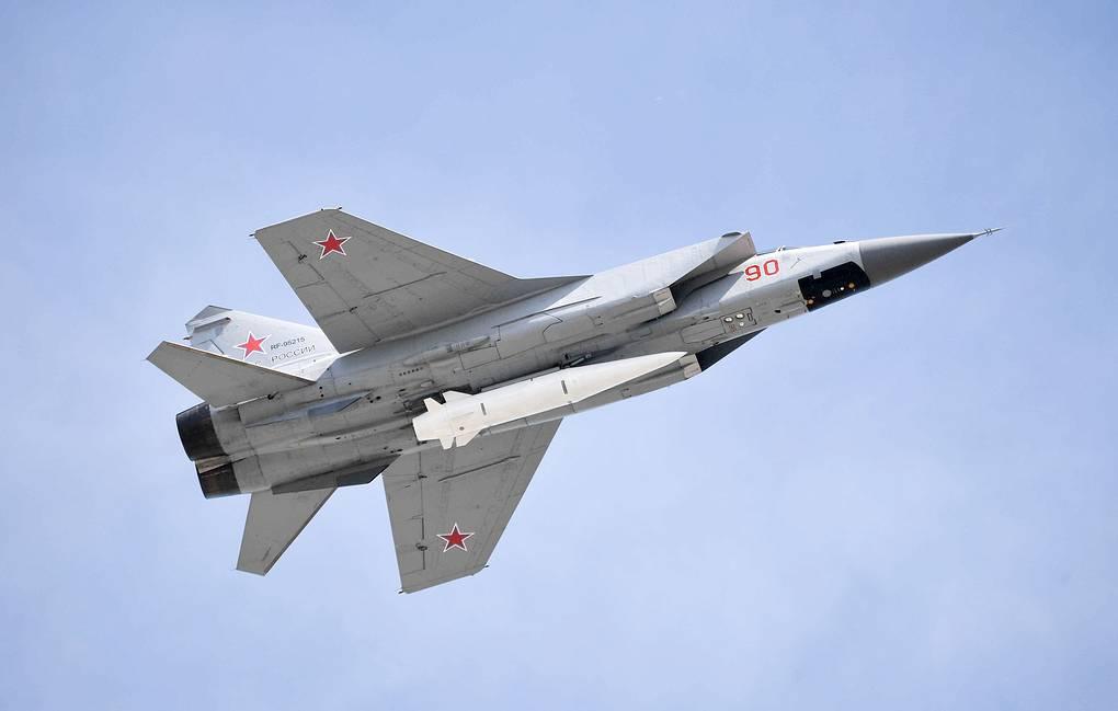 Ο ρωσικός υπερηχητικός πύραυλος Kinzhal εν δράσει – Βίντεο