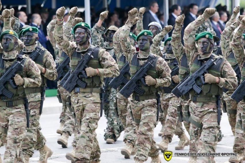 Ξυλοδαρμός στην Εθνική Φρουρά και Επάρκεια του Αμυντικού Συστήματος της Κύπρου