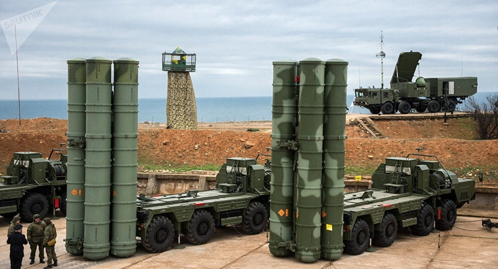 S-400: Το χρονοδιάγραμμα παράδοσης συζήτησαν Ρωσία και Τουρκία