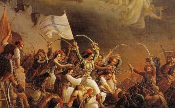 Η ελληνική επανάσταση στην εποχή των επαναστάσεων